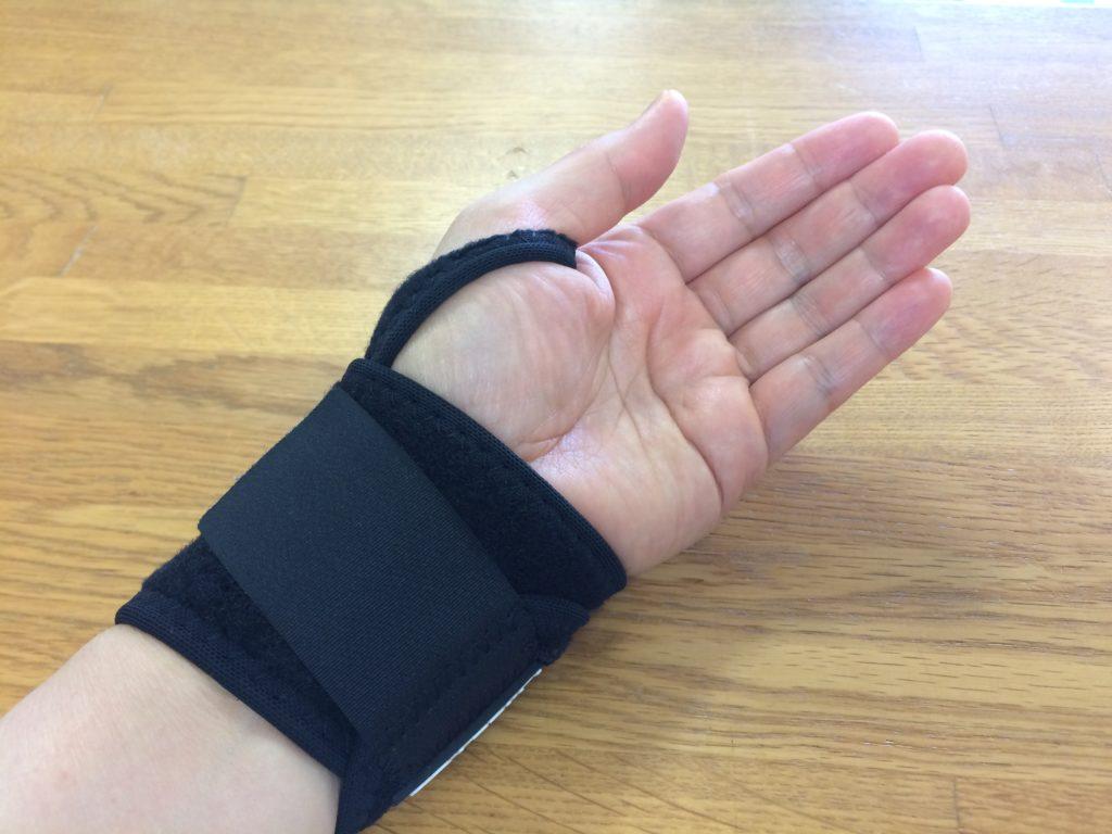 TFCC損傷 腱鞘炎用サポーター