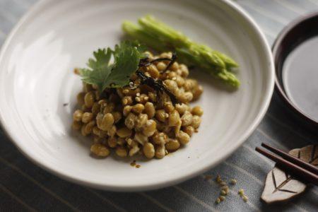めざせ自前のエクオール☆納豆で腸内環境を整える